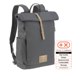 Green Label Rolltop Backpack anthracite-taška na rukojeť