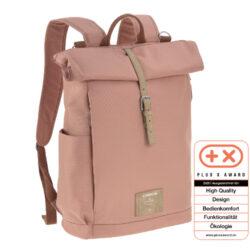 Green Label Rolltop Backpack cinnamon-taška na rukojeť
