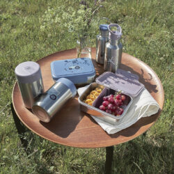 Lunchbox Stainless Steel Adventure tipi(7262S.01)