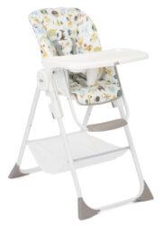 Snacker 2in1 alphabet-jídelní židlička