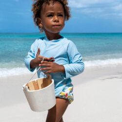 Swim Diaper Girls 2020 beach house 12 mo.(7287G.G2)
