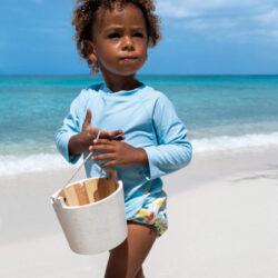 Swim Diaper Girls 2020 beach house 24 mo.(7287G.G4)