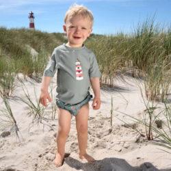 Swim Diaper Boys 2020 stripes navy 24 mo.(7287B.J4)