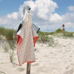 Beach Poncho Girls 2020 seal(7290G.14)