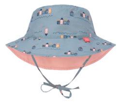 Sun Bucket Hat beach house 09-12 mo.-klobouček