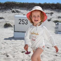 Sun Bucket Hat 2020 beach house 18-36 mo.(7289.223)
