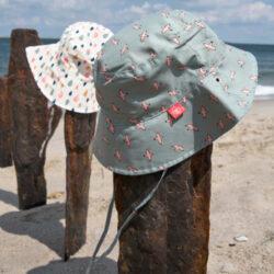 Sun Bucket Hat 2020 seagull green 09-12 mo.(7289.252)