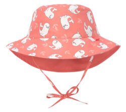 Sun Bucket Hat 2020 seal 09-12 mo. - klobouček