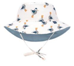 Sun Bucket Hat mr. seagull 18-36 mo.-klobouček