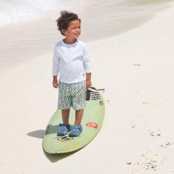 Beach Sandals 2020 olive vel. 22(7293.018)