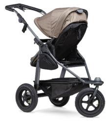 Mono combi pushchair - air wheel brown(5390.327)