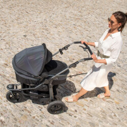 Mono combi pushchair - air wheel prem. anthracite  (5390P.411)