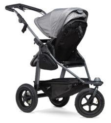 Mono combi pushchair - air chamber wheel grey(5391.315)