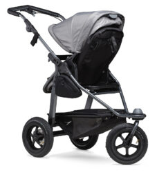 Mono combi pushchair - air chamber wheel grey  (5391.315)