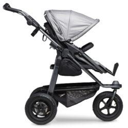 Mono stroller - air wheel grey(5392.315)