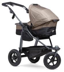 Mono stroller - air wheel brown(5392.327)