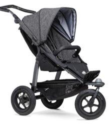 Mono stroller - air wheel prem. anthracite-sportovní kočárek