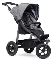 Mono stroller - air wheel prem. grey-sportovní kočárek