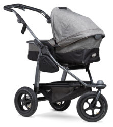 Mono stroller - air wheel prem. grey(5392P.415)