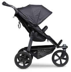 Mono stroller - air chamber wheel black  (5393.310)