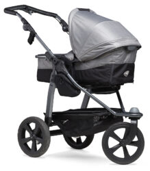 Mono stroller - air chamber wheel grey  (5393.315)