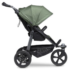 Mono stroller - air chamber wheel oliv(5393.355)