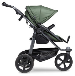 Mono stroller - air chamber wheel oliv  (5393.355)