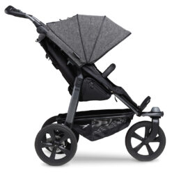Mono stroller - air chamber wheel prem. anthracite(5393P.411)