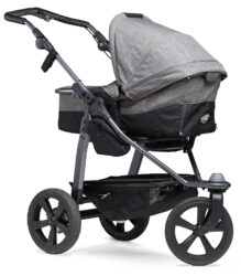 Mono stroller - air chamber wheel prem. grey  (5393P.415)