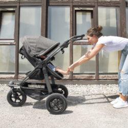 stroller seat unit Mono black(8228.310)