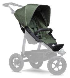 stroller seat unit Mono oliv-sportovní sedačka pro kočárek Mono
