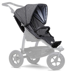 stroller seat unit Mono prem. anthracite-sportovní sedačka pro kočárek Mono
