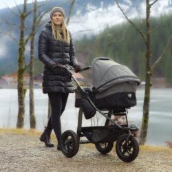 stroller seat unit Mono prem. grey(8228P.415)