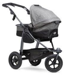 carrycot Mono combi prem. grey(8227P.415)