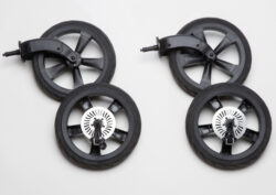 Wheel Duo air chamber set - kolečka Duo ECO