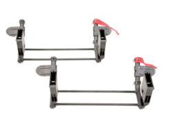 adapter Duo group 0 Römer-adaptér na dvě autosedačky Römer skupiny 0, na kočárek Duo