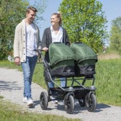 stroller seats Duo brown(8230.327)