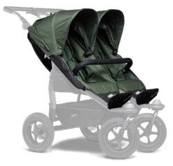 stroller seats Duo oliv-sportovní sedačky na kočárek Duo