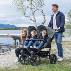 stroller seats Duo oliv(8230.355)