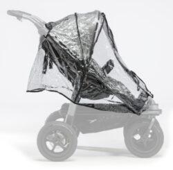 raincover Duo set-pláštěnky na dvě sportovní sedačky kočárek Duo