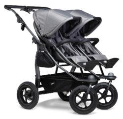 Duo combi pushchair - air wheel grey(5394.315)