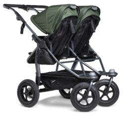 Duo combi pushchair - air wheel oliv(5394.355)