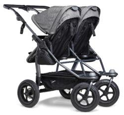 Duo combi pushchair - air wheel prem. grey(5394P.415)