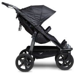 Duo stroller - air chamber wheel black  (5397.310)