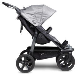 Duo stroller - air chamber wheel grey  (5397.315)