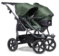 Duo stroller - air chamber wheel oliv(5397.355)