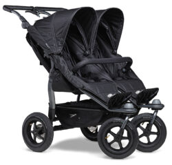 Duo stroller - air wheel black-sportovní kočárek