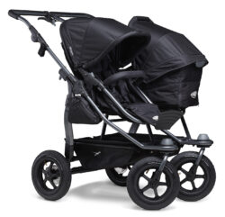 Duo stroller - air wheel black  (5396.310)