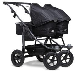 Duo stroller - air wheel black(5396.310)