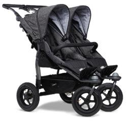 Duo stroller - air wheel prem. anthracite-sportovní kočárek